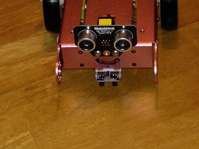 MBot: Ultrasonic Sensor