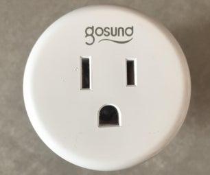 Downloading Tasmota Onto a Gosund WP5 or WP3 Smart Plug With Locked Firmware