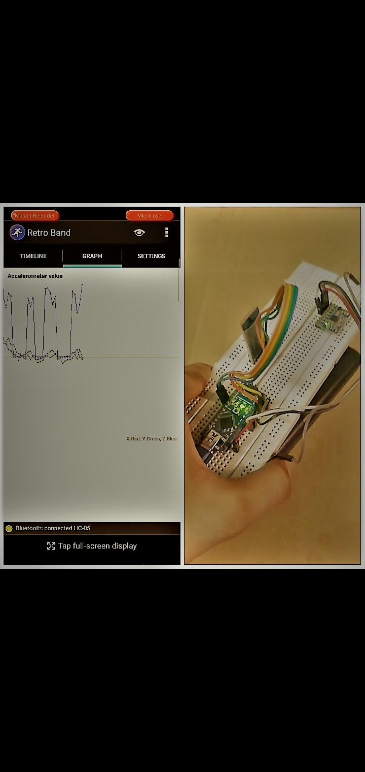 Calorimeter and Activity Tracker