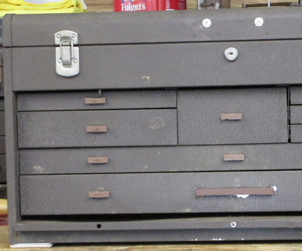 Repair a Used Kennedy Machinist Chest
