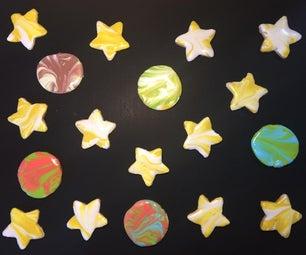 Stellar Shortbread Cookies