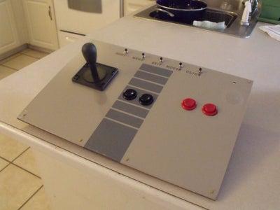 Make the Control Panel