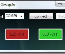 CONTROL LED BY PC... !!!