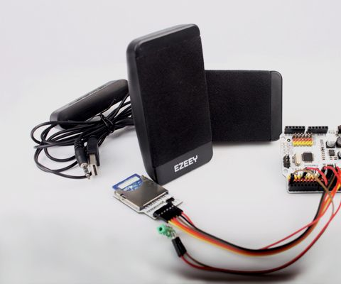 Arduino SDcard Simple Wav Player 2