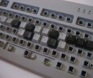 Keyboard Message Board