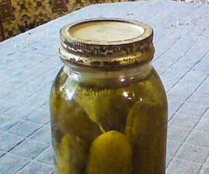 One Jar of Pickles at a Time!