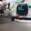Wi-Fi Controlled Stepper Motor With an ESP Microcontroller