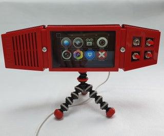 1979 Merlin Pi High Quality Camera