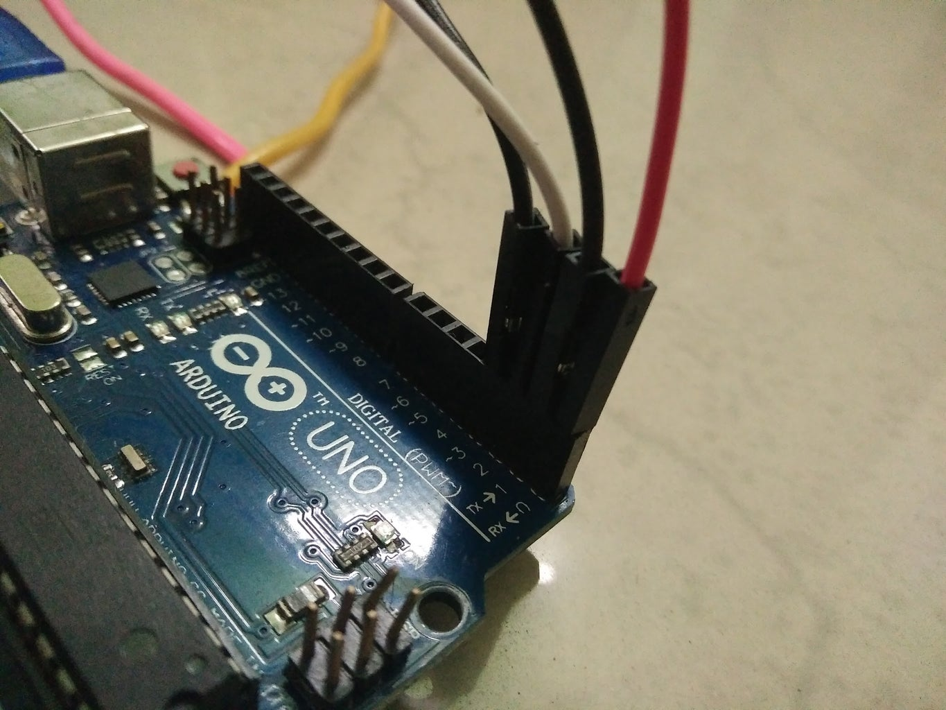 Connecting Arduino Uno With Bolt Device