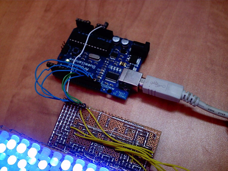 Programming the Display