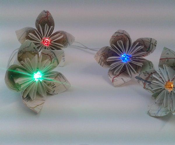 Kusudama Wedding Decorations