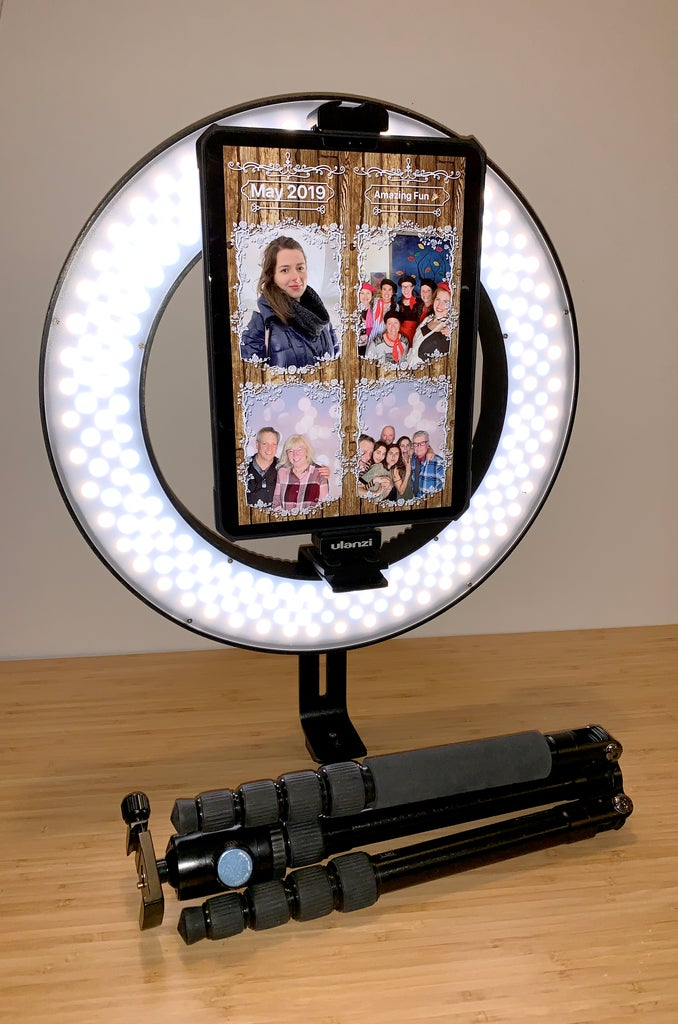 IPad Photo Booth for $100 and Less