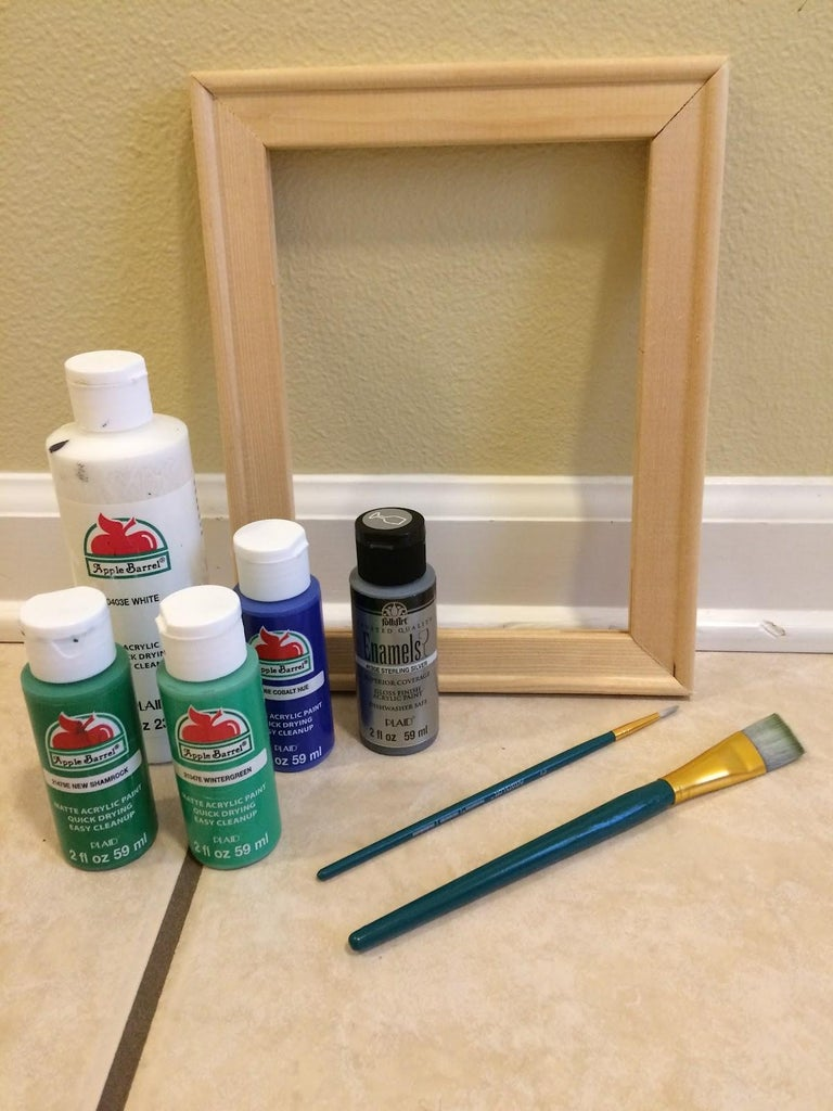 Paint the Frame