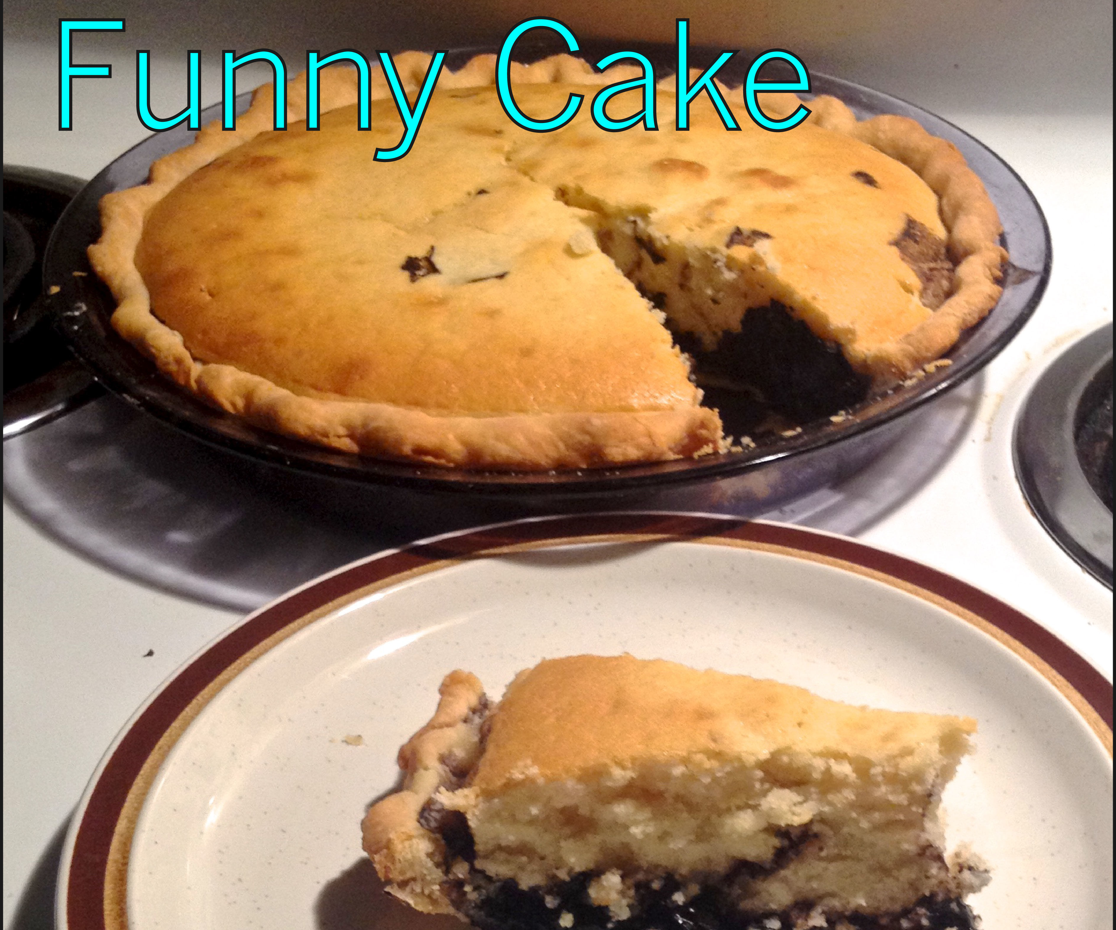 Pennsylvania Dutch Funny Cake