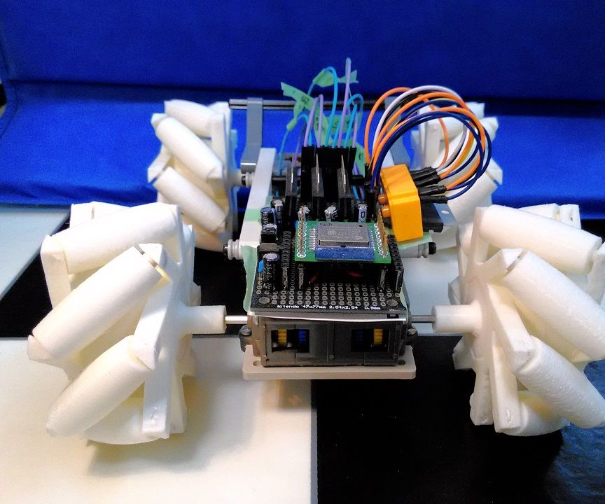 3D printed Rover will be IoT.