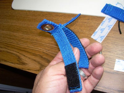 Product Improvement, Install a Locking Strap