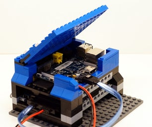 How to Build a NAS With BananaPi and LEGO Part 2