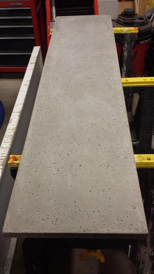 Concrete Top