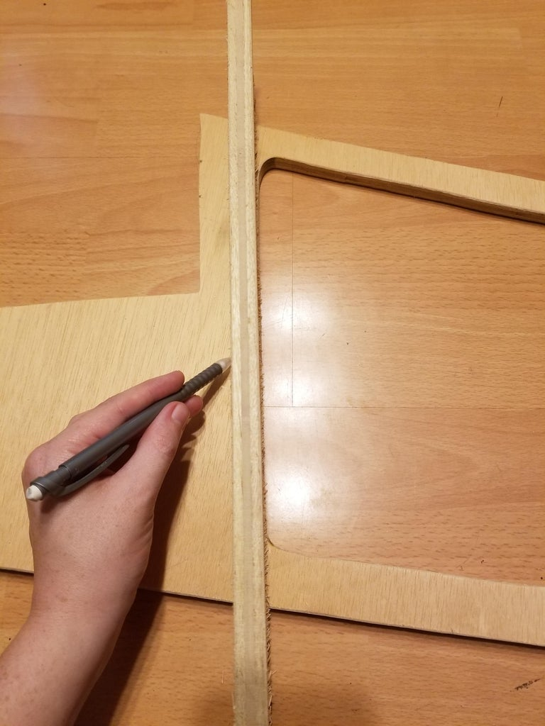 Building Your New Frames to Create the Cat Tunnel