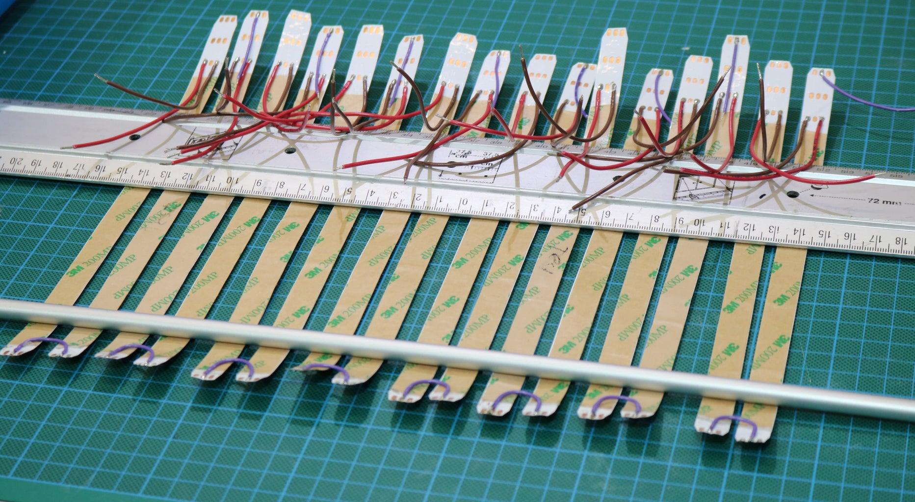 LEDs Solder