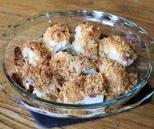 Amazing Crispy Baked Chicken (gluten/dairy Free)