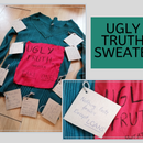 Interactive Ugly Truth Christmas Sweater