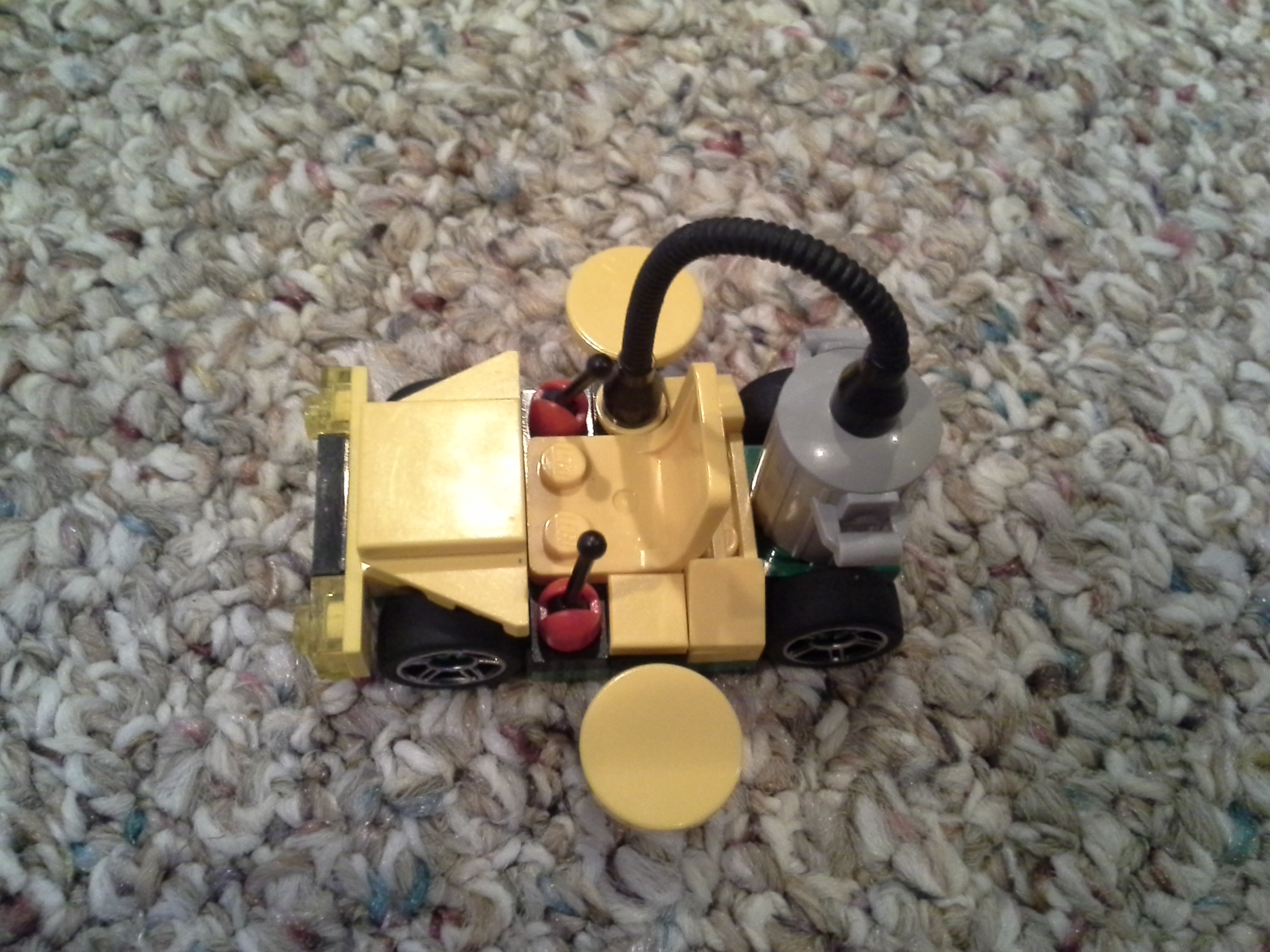 Lego Lawnmower