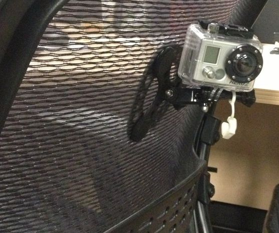 Magnetic GoPro Mount - 3D printed or with CDs