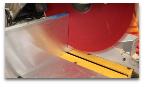 Cutting the Metal Base (2/6)