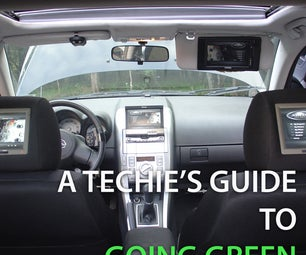 A Techie's Guide to Going Green