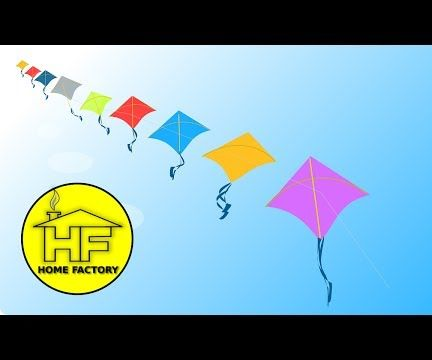 How to Make a KITE Out of Plastic Bag