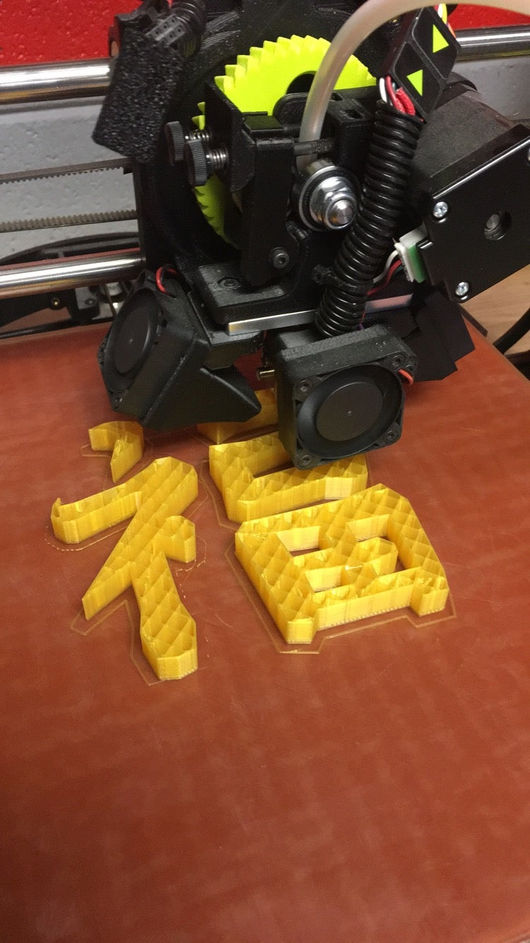 3D Print the Character