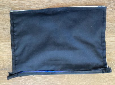 Stitching the Pouch