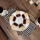 Vegan Teabag Sugar Cookies