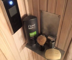 Fire + Water: DIY This Diesel Shower Caddy Soldering Spare Parts