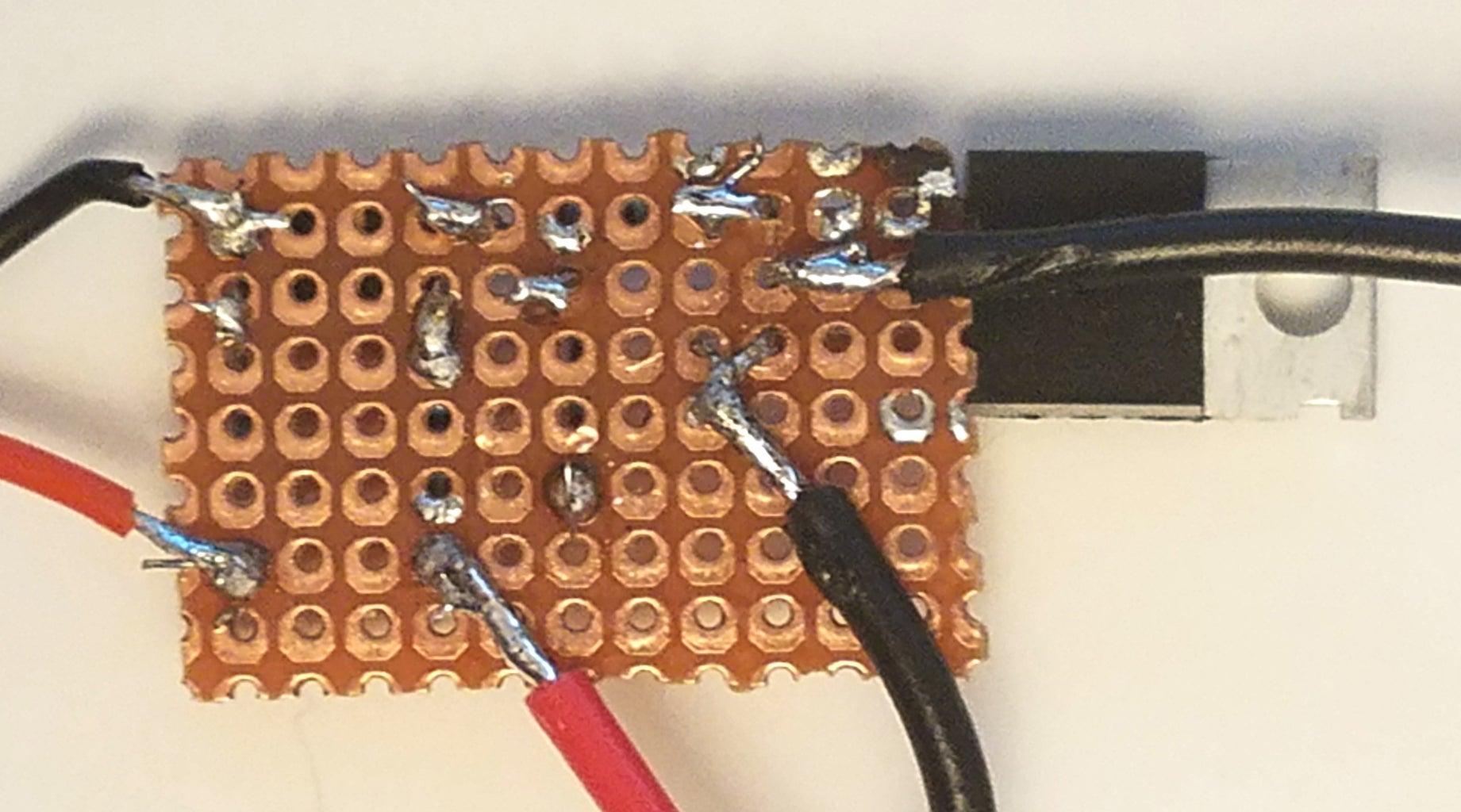 Assembling the MO1 Board Part 2