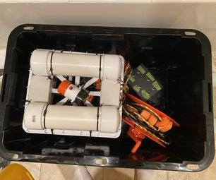 Underwater Remote Control Drone