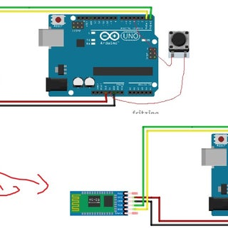 Remote Controlled LED Using HC-05 Bluetooth, Arduino and Mobile Phone App