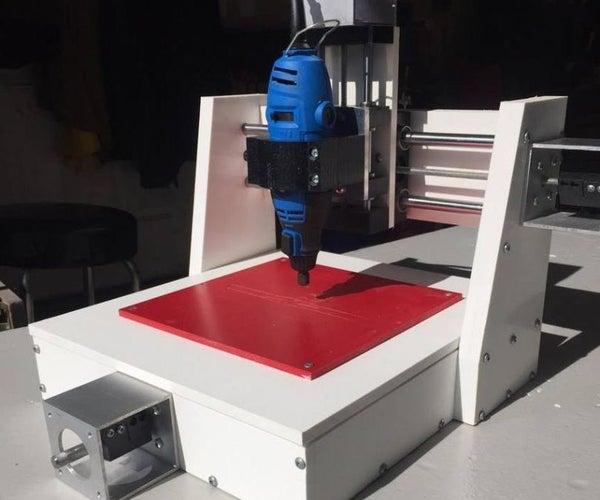 The Fantastic Plastic CNC Mill