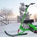 Mini Bike Snow