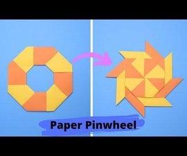 Paper Pinwheel Transformer