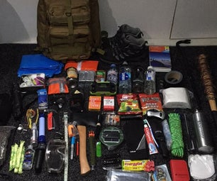 Zombie Bug Out Bag
