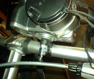 Digital / Video Camera Bike Mount