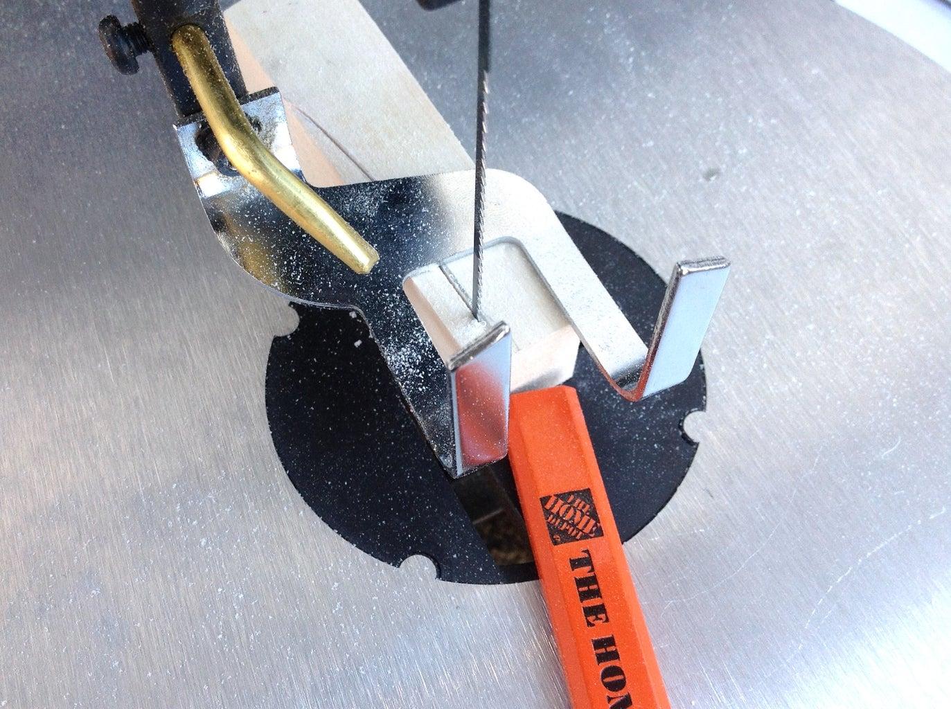 Making the Heel
