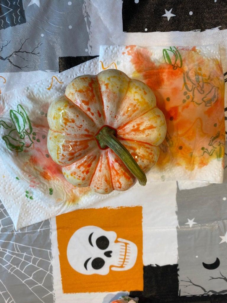 Paint the Pumpkin