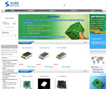 Sure Electronics (sureelectronics.net)