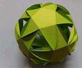 Make a Pythagorean Dodecahedron