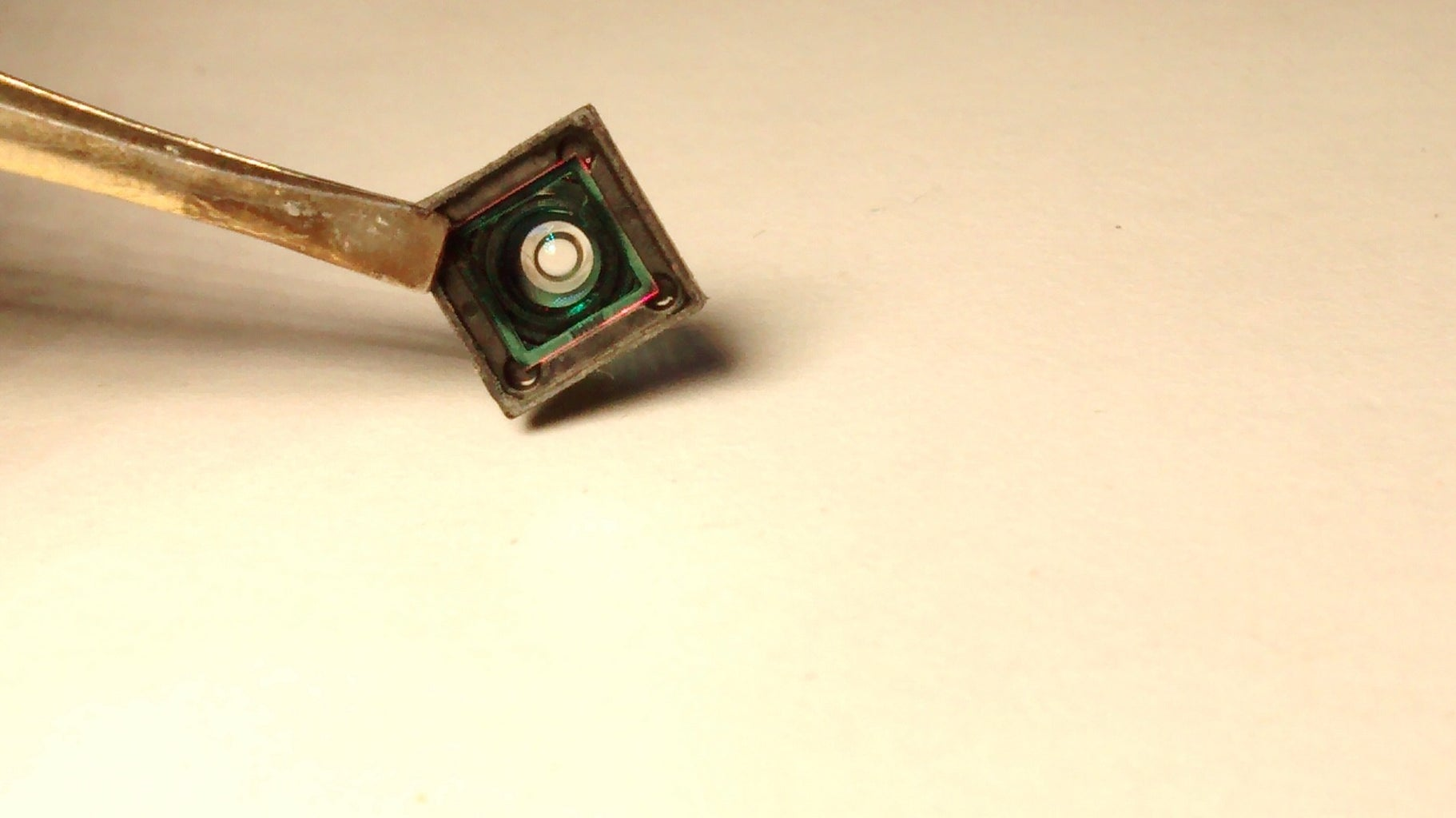 The (Tiny!) Lens