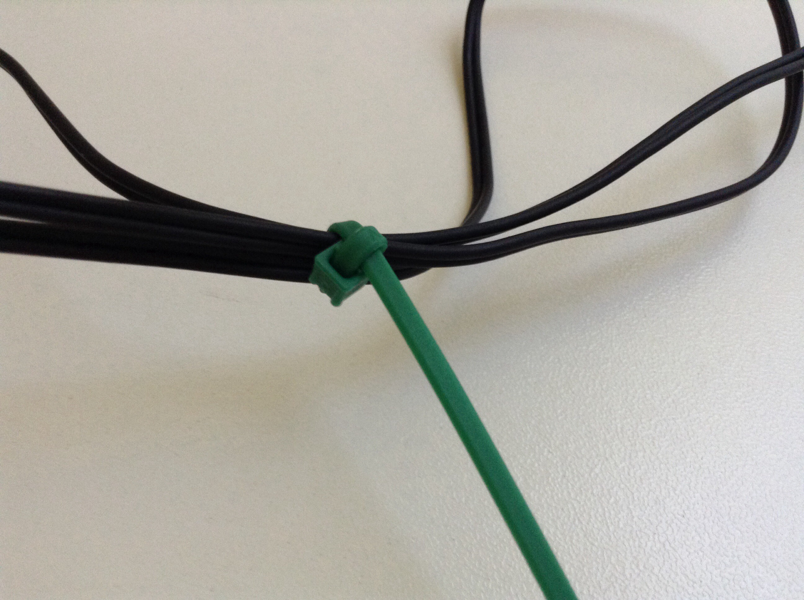 How To Reuse Zip-ties