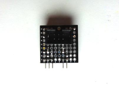 Building the 3V3 I2C Daughter-board